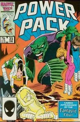 Power Pack (1984-1991; 2017) (Grapa) #23