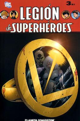 Legión de Superhéroes (Rústica, 168-128-96-96 pp) #3