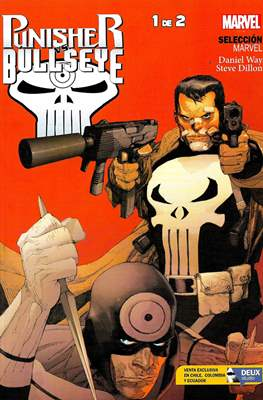 Punisher vs Bullseye #1