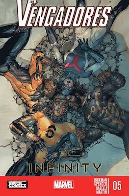 Los Vengadores: Infinity (Rústica) #5