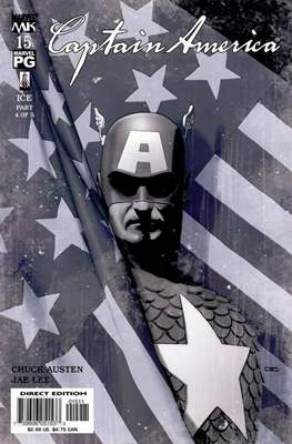Captain America Vol. 4 (Comic Book) #15