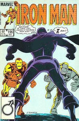 Iron Man Vol. 1 (1968-1996) (Comic book) #196