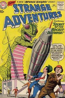 Strange Adventures (Comic Book) #123