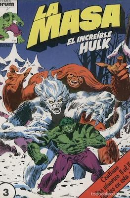La Masa. El Increíble Hulk (Retapado 1ª Etapa. 180 páginas) #3