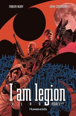 I Am Legion (Comic Book) #3