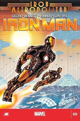 Iron Man (Vol. 5 2012-2014) (Comic Book) #20