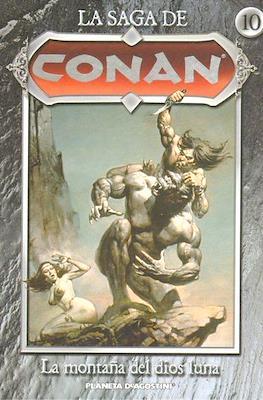 La saga de Conan (Cartoné, 128 páginas) #10