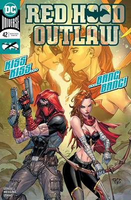 Red Hood and the Outlaws Vol. 2 (Comic Book) #42