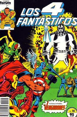 Los 4 Fantásticos Vol. 1 (1983-1994) (Grapa 36-32-24 pp) #16