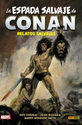La Espada Salvaje de Conan - Marvel Limited Edition (Cartoné 320 pp) #0