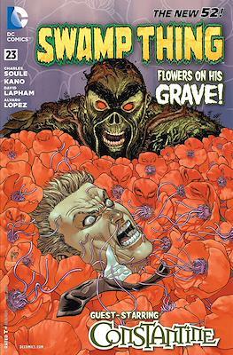 Swamp Thing vol. 5 (2011-2015) #23
