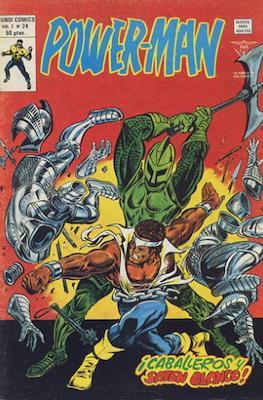 Power-Man Vol. 1 (1977-1981) (Grapa 36-40 pp) #24