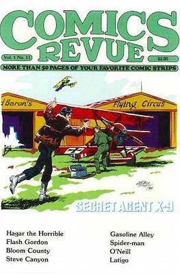 Comics Review / Comics Revue #11