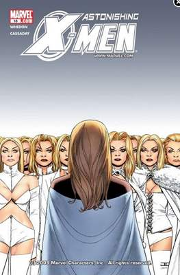 Astonishing X-Men (Vol. 3 2004-2013) (Comic Book) #18