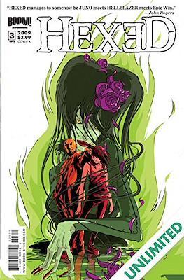 Hexed (Comic Book) #3