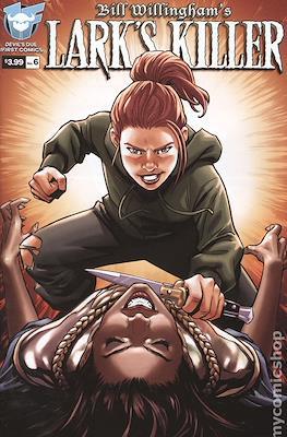 Lark's Killer (Comic Book) #6