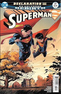 Superman Vol. 4 (2016-2018) #27