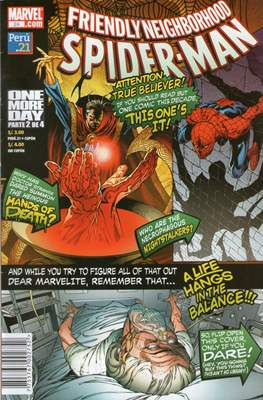 The Amazing Spider-Man: One More Day (Grapa) #2