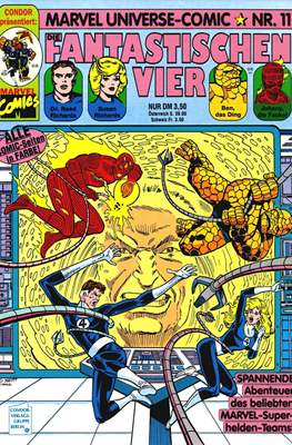 Marvel Hit-Comic / Marvel Universe-Comic #11