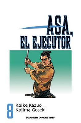 Asa, el ejecutor #8