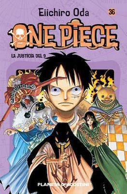 One Piece (Rústica con sobrecubierta) #36