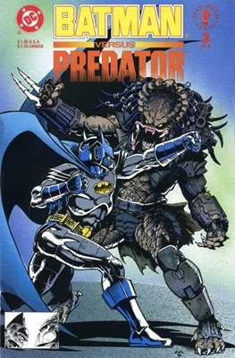 Batman versus Predator (Comic Book 32 pp) #3
