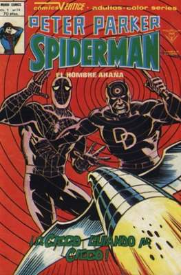 Peter Parker Spiderman Vol. 1 (1978-1980) (Grapa 36 pp) #14