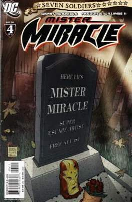 Seven Soldiers: Mister Miracle (Comic Book) #4