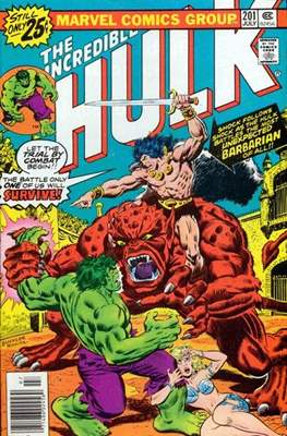 The Incredible Hulk Vol. 1 (1962-1999) (Comic Book) #201