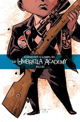 The Umbrella Academy #2