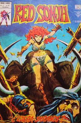 Red Sonja (1978-1979) (Grapa 40 pp) #10