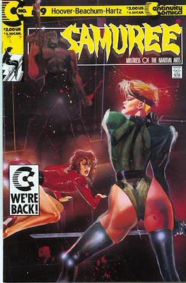 Samuree Vol.1 (Comic Book 32 pp) #9