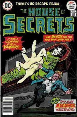 The House of Secrets (Grapa) #144