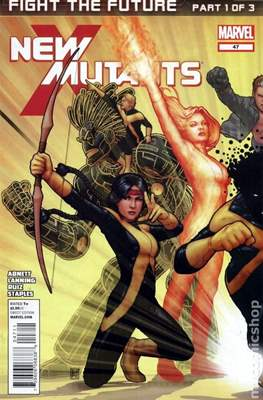 New Mutants Vol. 3 (Comic Book) #47