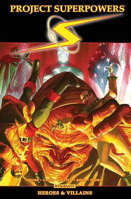 Project SuperPowers Omnibus (Softcover 584-376 pp) #3