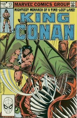 King Conan / Conan the King (Grapa, 48 págs.) #13