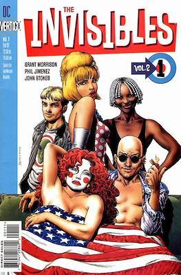The Invisibles Vol. 2 (Comic-Book) #1