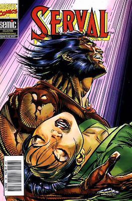 Serval / Wolverine Vol. 1 (Agrafé) #26