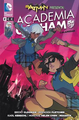 Batman presenta: Academia Gotham (Rústica) #2