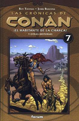 Las Crónicas de Conan #7