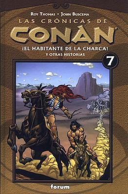 Las Crónicas de Conan (Cartoné 240 pp) #7