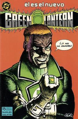 Green Lantern (1986-1987) (Grapa, 36-52 páginas) #25