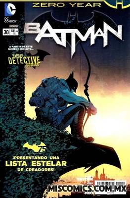 Batman (2012-2017) (Grapa) #30