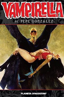 Vampirella de Pepe González (Cartoné, 304-312-264 pp) #1