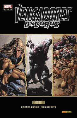 Vengadores Oscuros. Marvel Deluxe (Cartoné 168-144-128 pp) #3