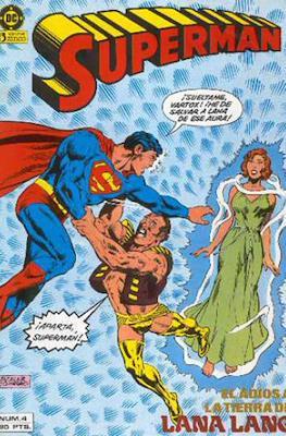 Superman Vol. 1 (1984-1987) #4
