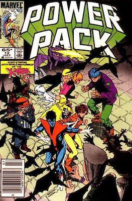 Power Pack (1984-1991; 2017) (Grapa) #12