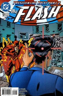 The Flash Vol. 2 (1987-2006) (Comic Book) #121