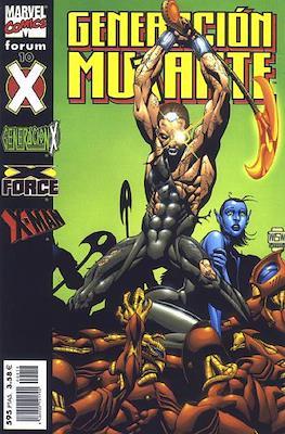 Generación Mutante (2000-2002) #10