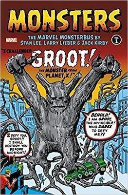 Monsters (Hardcover 872 pp) #1